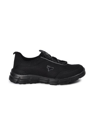 Tiffany&Tomato 9170821 Siyah-Siyah Çocuk Spor Ayakkabı Siyah